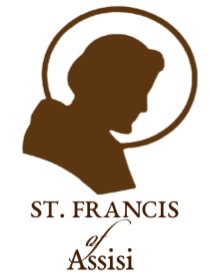 St Francis silhouette logo