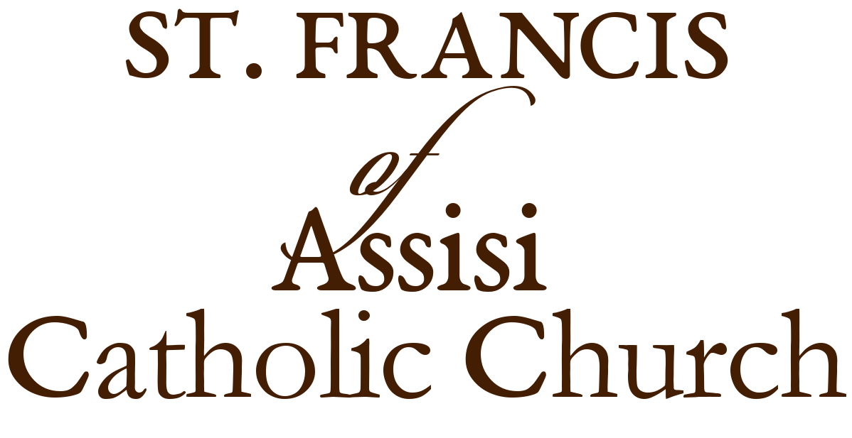 St Francis of Assisi Branding
